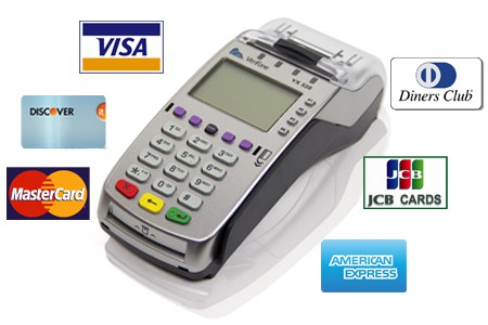 branding Merchant Account credit card processing