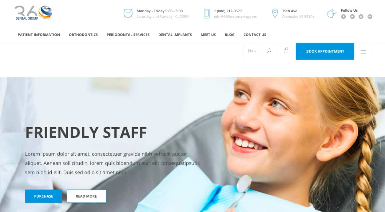 //360webmazing.com/webmazing_uploads/2019/11/dental-website.jpg  Dental and Medical dental website