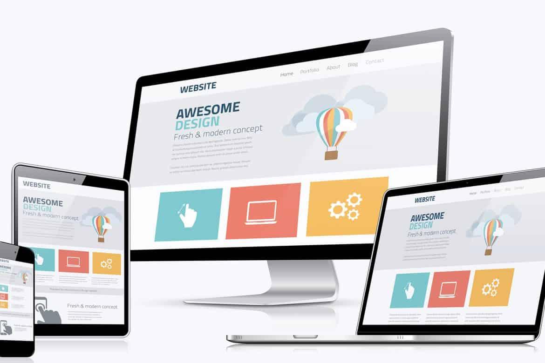 custom web design vs website template Custom Web Design vs Website Template web design service 1170x780