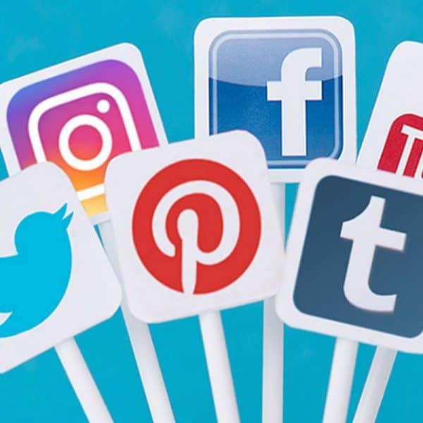 social media Social Media service social media 600x600
